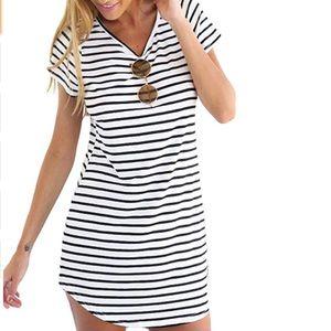 NWT T shirt dress